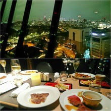 ニューオータニ、VIEW&DINING THE SKY
