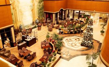 第一ホテルのフレンチ、「アンシャンテ」へ行く