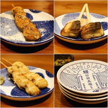 鰻を食べる