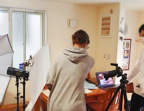 撮影の仕事
