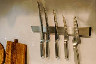我が家のグレステンキッチンナイフ