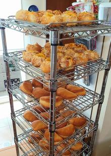 パンのラック